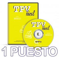 TPVFÁCIL BÁSICO, 1 puesto
