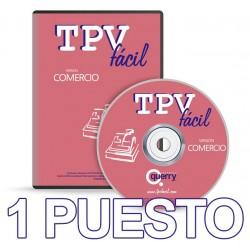 TPVFÁCIL COMERCIO, 1 puesto