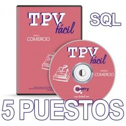 TPVFÁCIL COMERCIO SQL, 5...