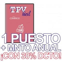 TPVFÁCIL COMERCIO+MNTO, 1...