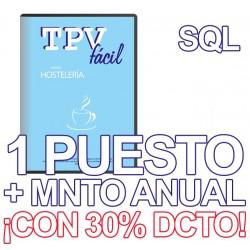 TPVFÁCIL HOSTELERÍA+MNTO...