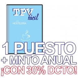 TPVFÁCIL HOSTELERÍA+MNTO, 1...