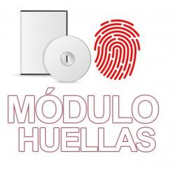 MÓDULO HUELLAS, 1 puesto