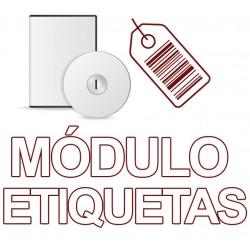 MÓDULO ETIQUETAS, 1 puesto