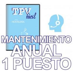 Mnto TPVFÁCIL HOSTELERÍA, 1...