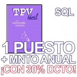 TPVFÁCIL HOST AVA+MTO SQL,...