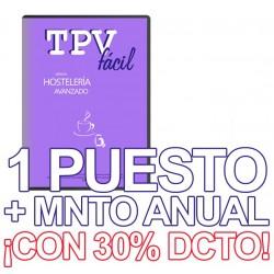 TPVFÁCIL HOST AVA+MTO, 1...