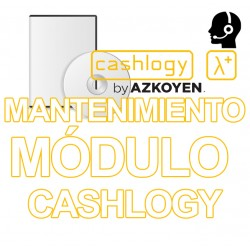 Mnto MÓDULO CASHLOGY, 1 puesto